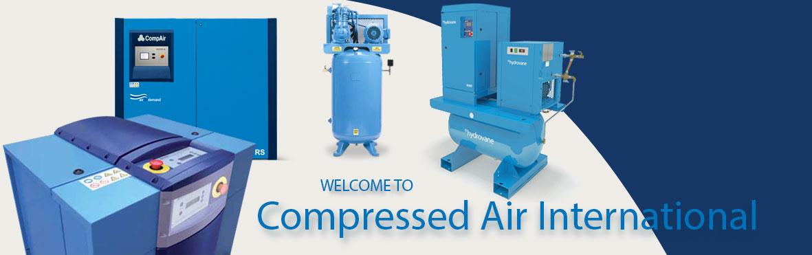 air compressors, new & used